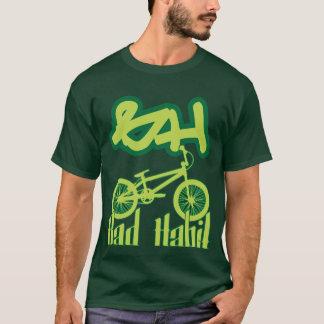 悪い習慣BMXの緑 Tシャツ