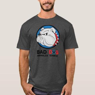 悪い雄牛犬 Tシャツ