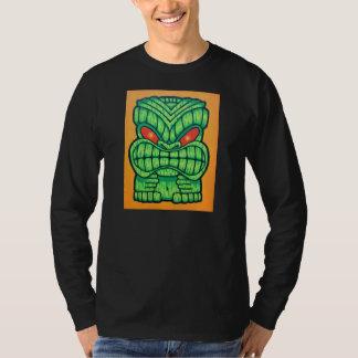 悪い@$$緑TIKIのワイシャツ Tシャツ