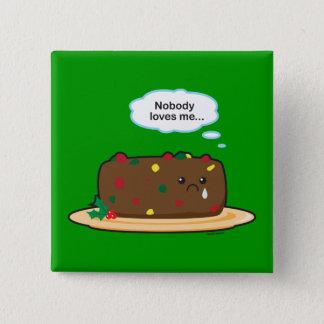 悪いFruitcake! 5.1cm 正方形バッジ