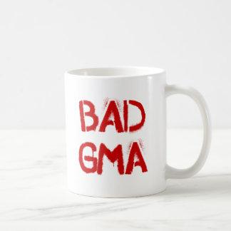 悪いGma コーヒーマグカップ