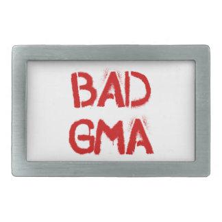 悪いGma 長方形ベルトバックル