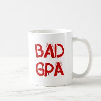 悪いGPA コーヒーマグカップ