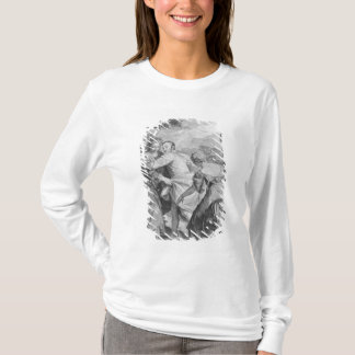 悪と美徳間のVeronese Tシャツ