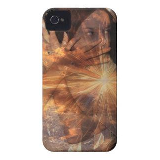 悪のまなざしの保護 Case-Mate iPhone 4 ケース