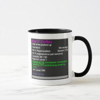 悪党の叙事詩のマグのOのコーヒー マグカップ