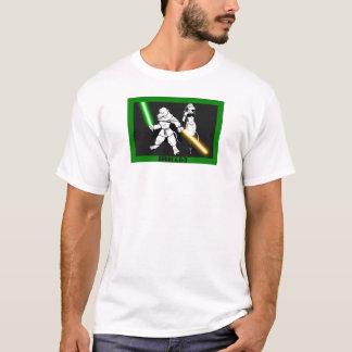 悪党及び0-3 Tシャツ