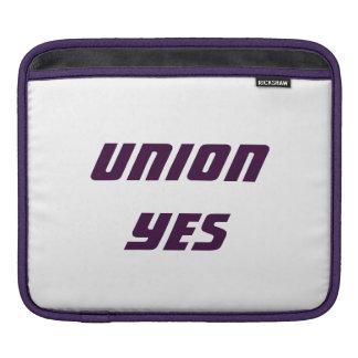 悪党/連合YesのiPadの場合 iPadスリーブ