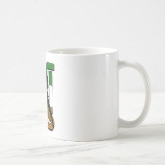 悪名高いMMAアイルランドNYC コーヒーマグカップ