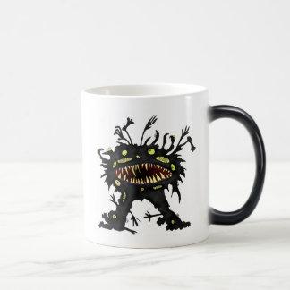 悪夢の影のマグ マジックマグカップ
