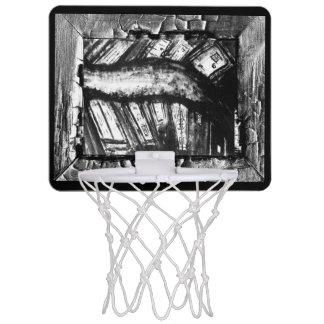 悪夢道 ミニバスケットボールネット