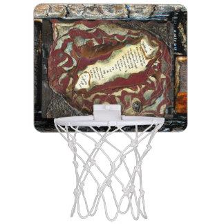 悪夢 ミニバスケットボールネット