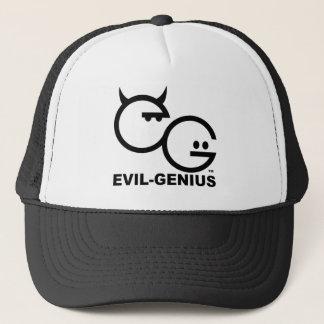 悪天才帽子 キャップ