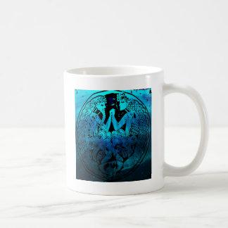 悪対よいの戦い コーヒーマグカップ