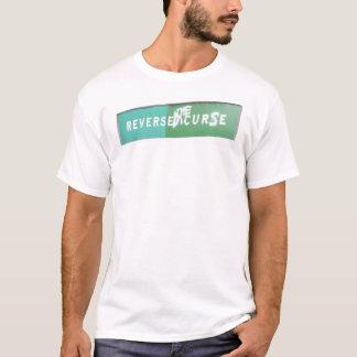 悪態を逆転させました Tシャツ