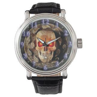悪賢いスカルの腕時計 腕時計