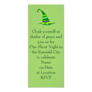 悪賢いパーティの招待状 カード