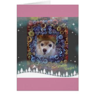 悪賢い犬 カード