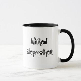 悪賢い義母のマグ マグカップ
