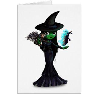 悪賢い魔法使い カード