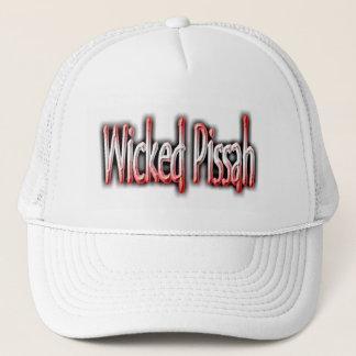 悪賢いPissah キャップ