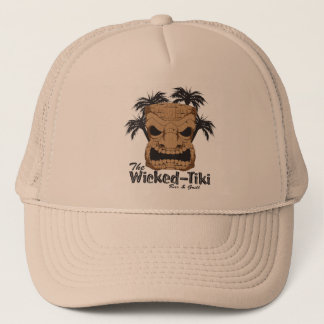 悪賢いTikiのバーの帽子 キャップ