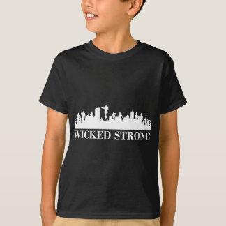 悪賢く強いプライド Tシャツ
