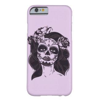 悪鬼の女の子 BARELY THERE iPhone 6 ケース