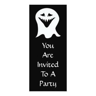 悪鬼の幽霊。 白黒。 カード