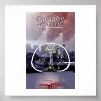 悪鬼の庭 ポスター