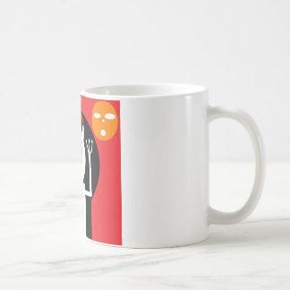 悪鬼 コーヒーマグカップ