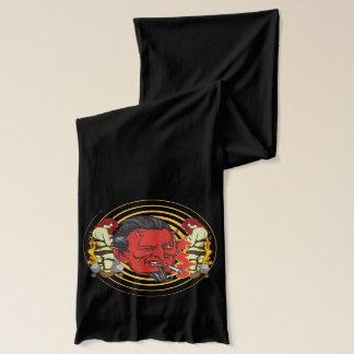悪魔のまばたき スカーフ