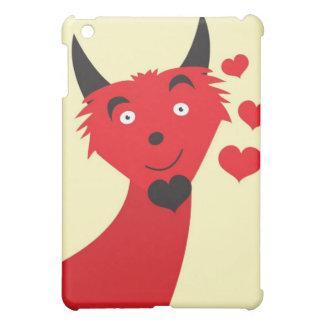 悪魔のようい恋人モンスター iPad MINI カバー