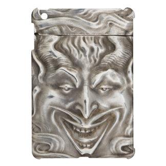 悪魔のアールヌーボーの銀製の宝石類のIpadの小型場合 iPad Miniカバー