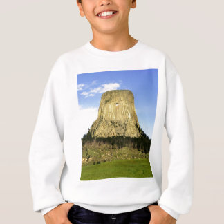 悪魔のタワー、ワイオミング スウェットシャツ