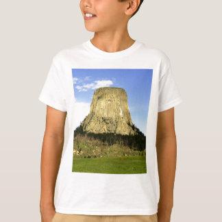 悪魔のタワー、ワイオミング Tシャツ