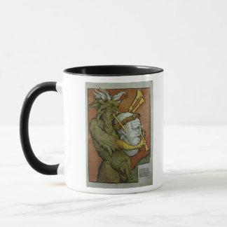 悪魔のバグパイプとしてLuther、c.1535 マグカップ