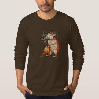 悪魔のラットのハロウィンの小さいTシャツKMCoriginals Tシャツ