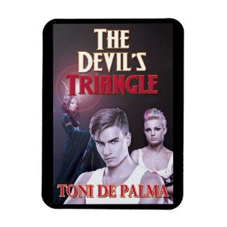 悪魔の三角形デザイナー磁石 マグネット
