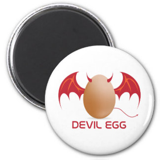 悪魔の卵 マグネット