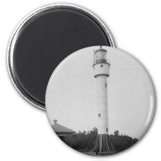 悪魔の島の灯台 マグネット
