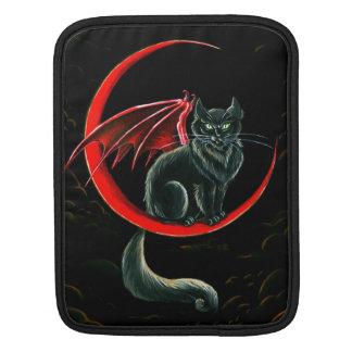 悪魔の月 iPadスリーブ