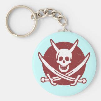 悪魔の海賊 キーホルダー