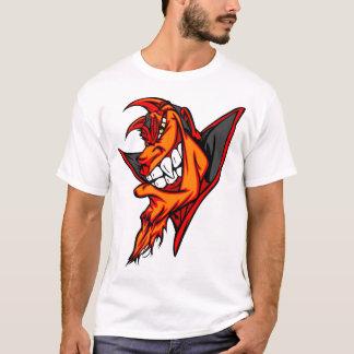 悪魔の笑ったワイシャツ Tシャツ