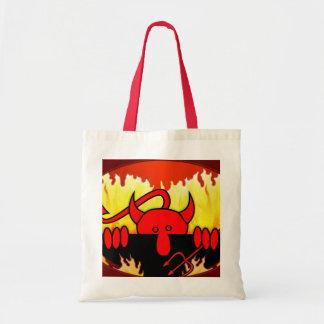 悪魔のKilroyのバッグ トートバッグ