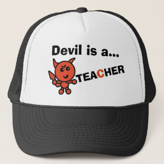 悪魔はです… 先生 キャップ