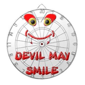 悪魔は微笑するかもしれません2.png ダーツボード