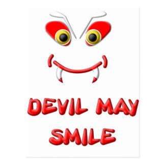 悪魔は微笑するかもしれません2.png ポストカード