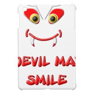 悪魔は微笑するかもしれません2.png iPad mini カバー