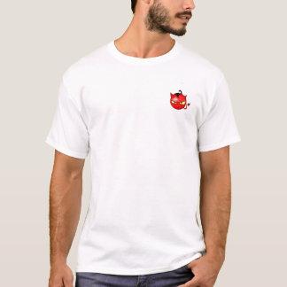 悪魔アイコン Tシャツ
